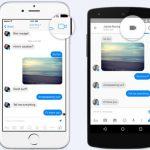 Las videollamadas llegan a Messenger de Facebook