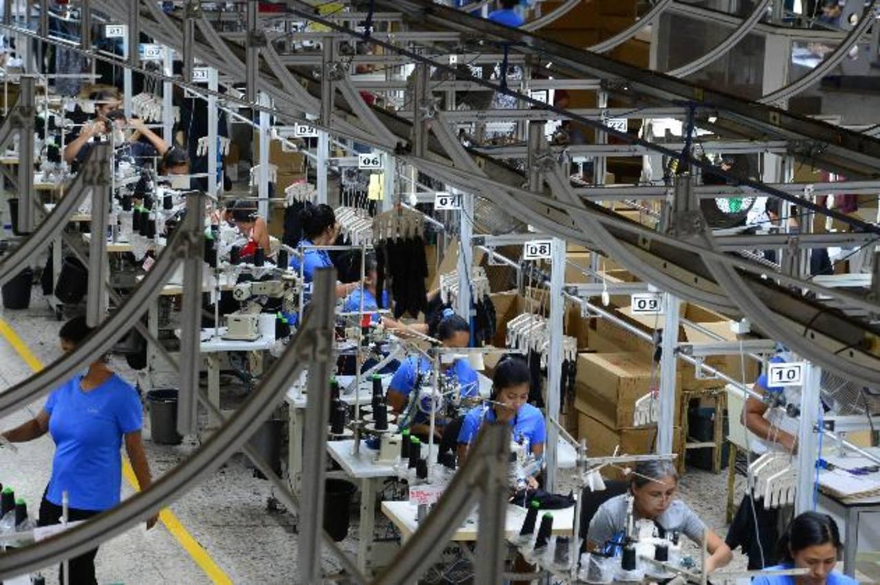 La maquila de Honduras lucha por ser competitiva frente a otros mercados.