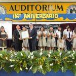Fotos: Centro escolar INSA: 116 años al servicio de la educación