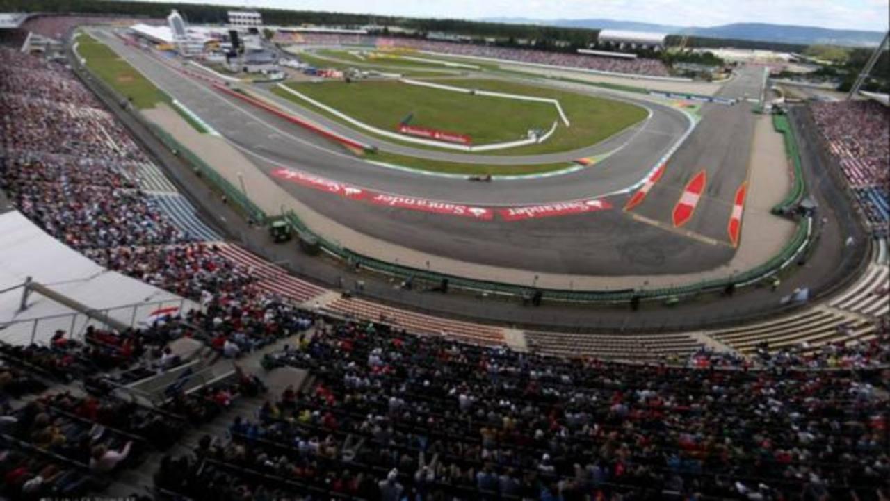 El circuito de Nuerburgring, este año solo albergará competencias locales.Foto por EDHdeportes