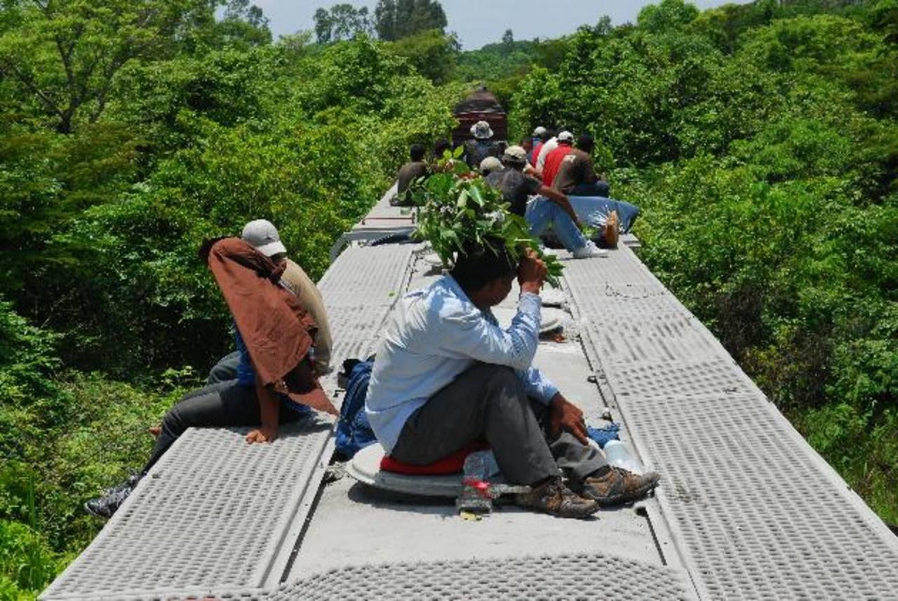 Salvadoreños entre 9 centroamericanos liberados tras ser secuestrados en México