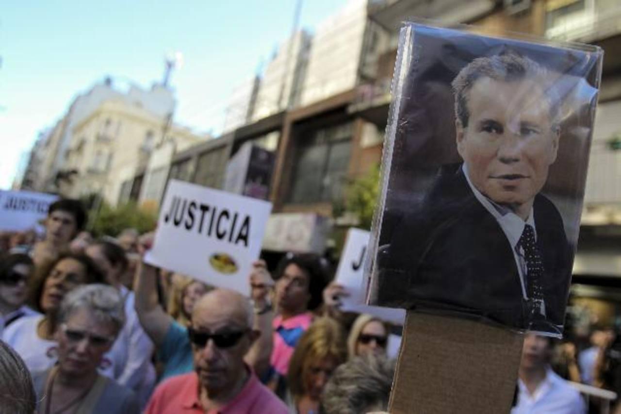 Junta forense evaluará diferencias sobre muerte de Nisman