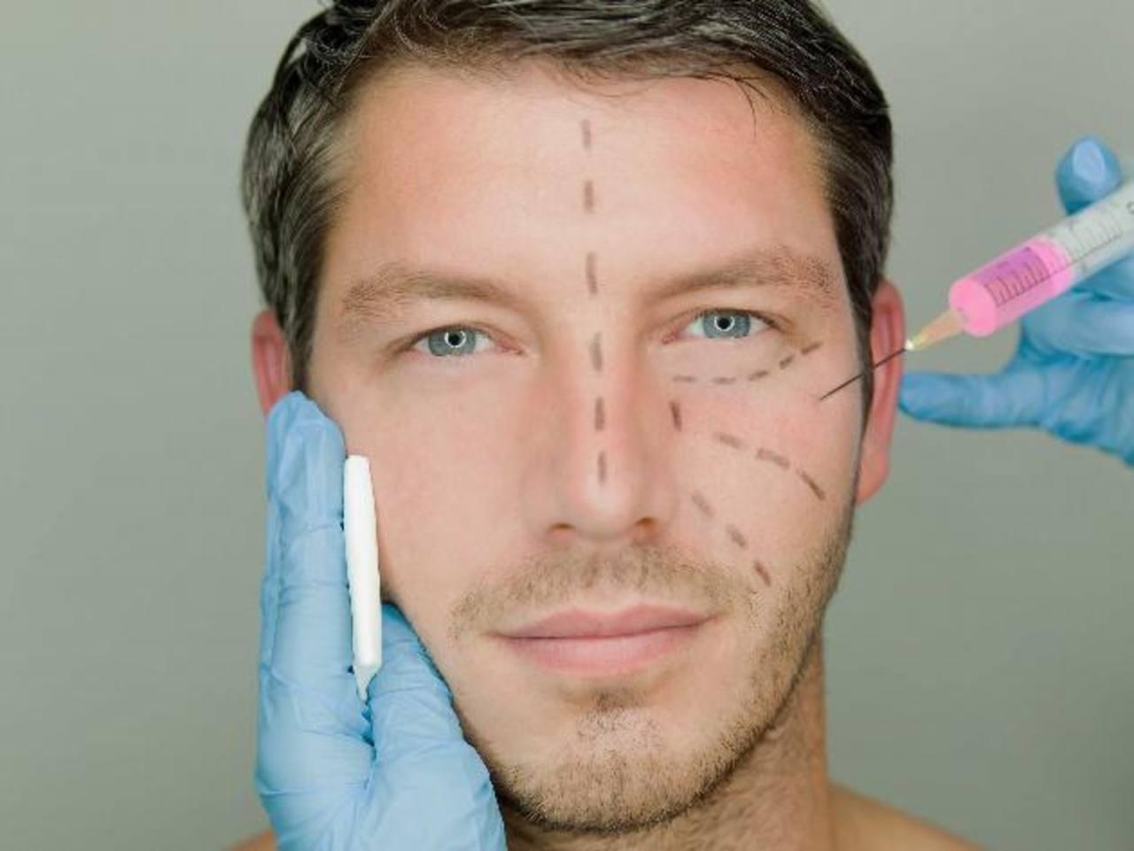 Estiramiento facial es también uno de los preferidos por ellos. Foto EDH