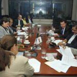 La Comisión de Reformas Electorales de la Asamblea también debatió ayer sobre la separación de funciones administrativas y jurisdiccionales del Tribunal Supremo Electoral. Foto EDH