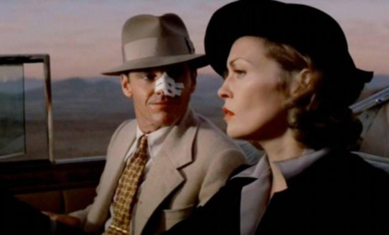 """Escena de la cinta """"Chinatown"""", de Roman Polanski."""