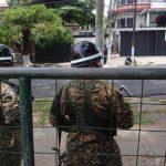 Lesionan a soldado en ataque contra el IPSFA