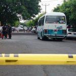 Matan a policía durante asalto en microbús de la Ruta 44