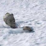 Hallan cuerpo momificado de un hombre cerca de cima de volcán en México
