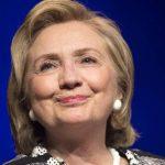 """Clinton el pasado 13 de junio 2014 durante un debate sobre su libro """"Decisiones difíciles"""". EFE"""