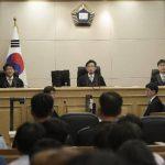 Tribunal dio lectura a la sentencia del excapitán del ferri que se hundió en Sewol, Lee Joon-seok.