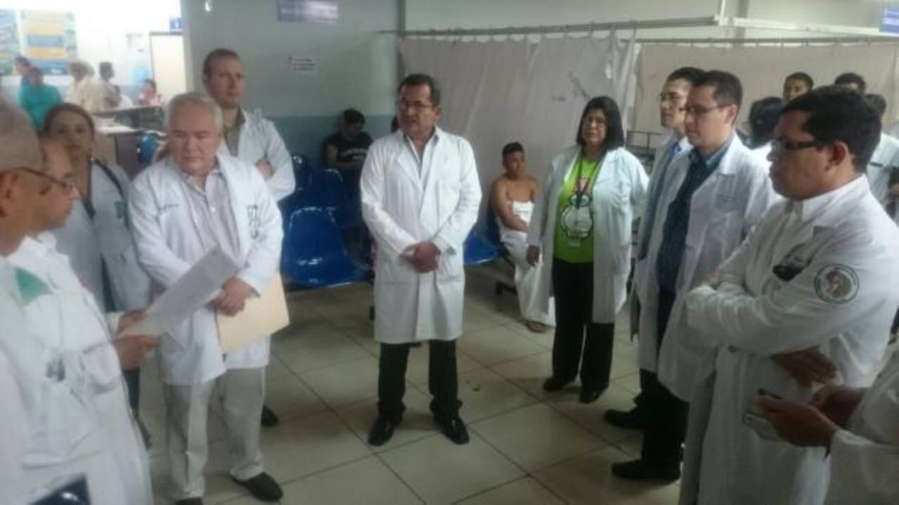 Médicos denuncian atropellos por parte de las autoridades de Salud