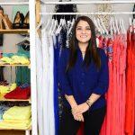Sofía Aparicio es una emprendedora que hará RSE para ayudar a más personas a emprender. Foto EDH / René estrada