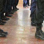 Detienen a policía por robo de electrodomésticos en San Vicente