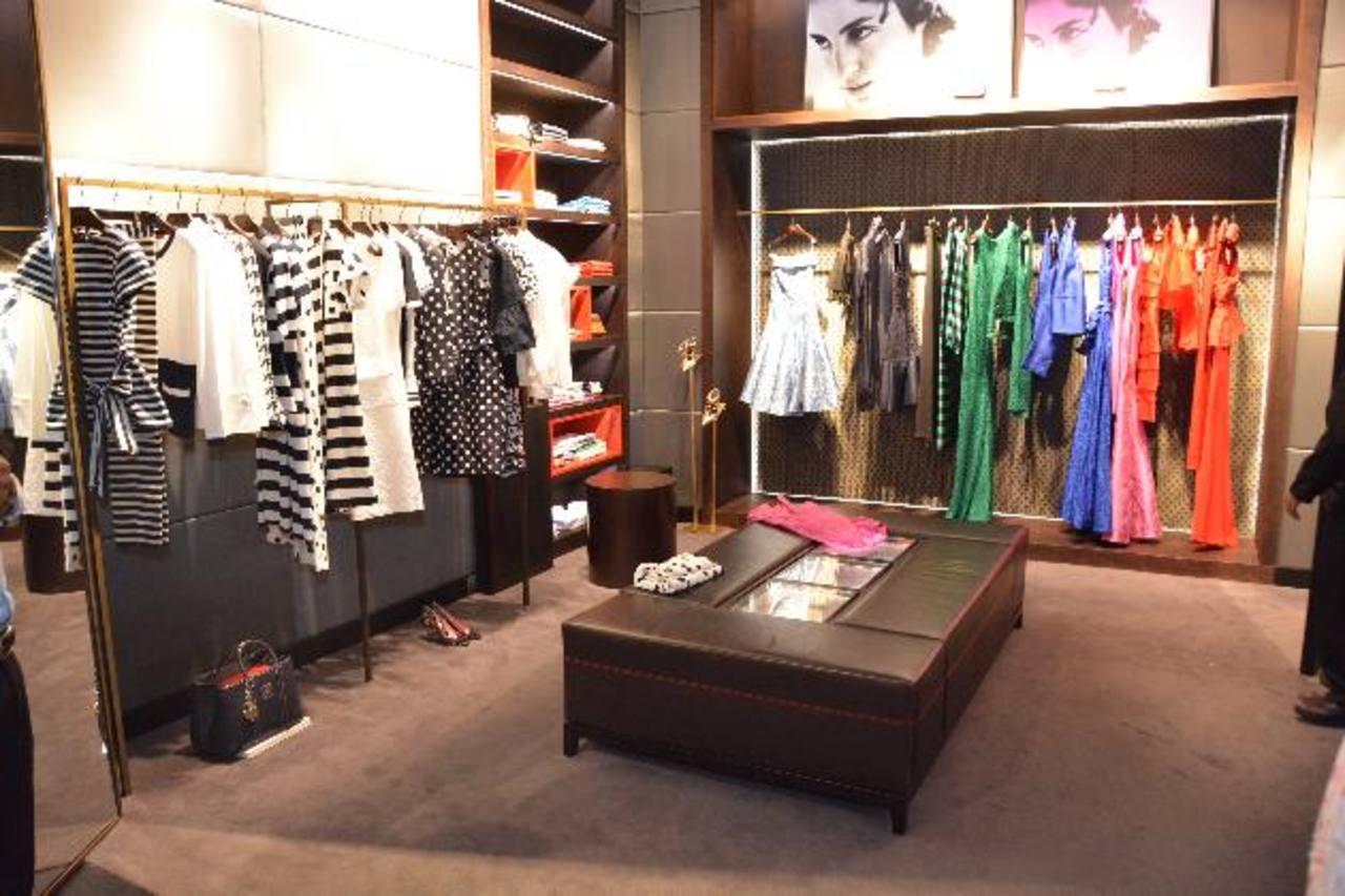 La tienda ofrece diseños exclusivos con estilos únicos y llenos de elegancia. La nueva colección es exclusiva para mujeres. Foto EDH / David Rezzio.