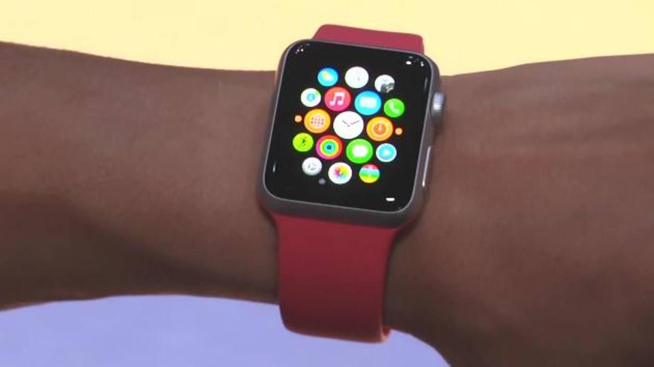El reloj inteligente de Apple, el Apple Watch, tiene un precio entre 349 dólares y más de 10,000.