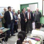 ANEP entrega reconocimiento a la Fundación Padre Arrupe