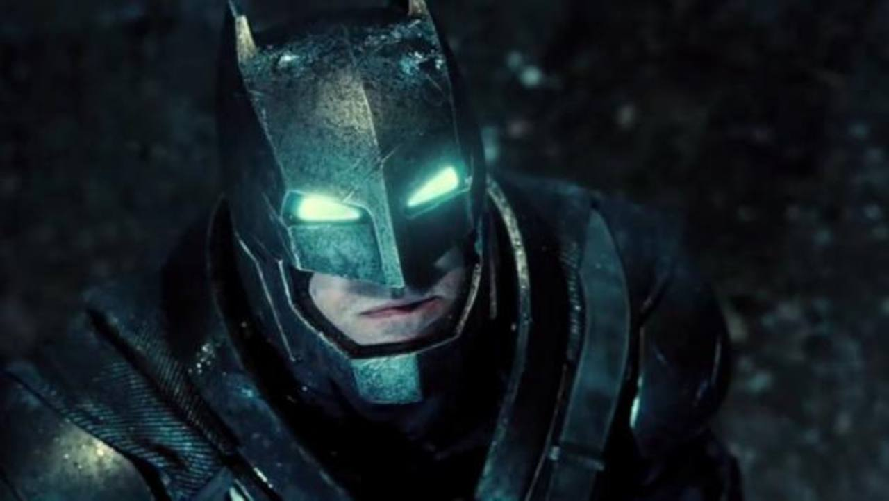 "Video: Estrenan el primer tráiler de ""Batman vs Supermán"" tras su filtración"