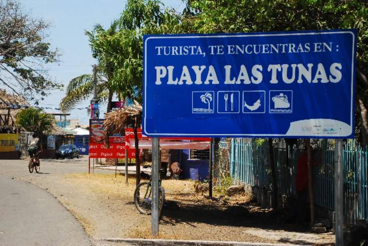 Las Tunas es uno de los destinos turísticos más visitados en La Unión; sin embargo, es uno de los que según la Policía, hay presencia de pandilleros. Fotos edh / Insy Mendoza