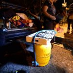 Familia con 11 niños huye de San Martín por amenazas de pandillas