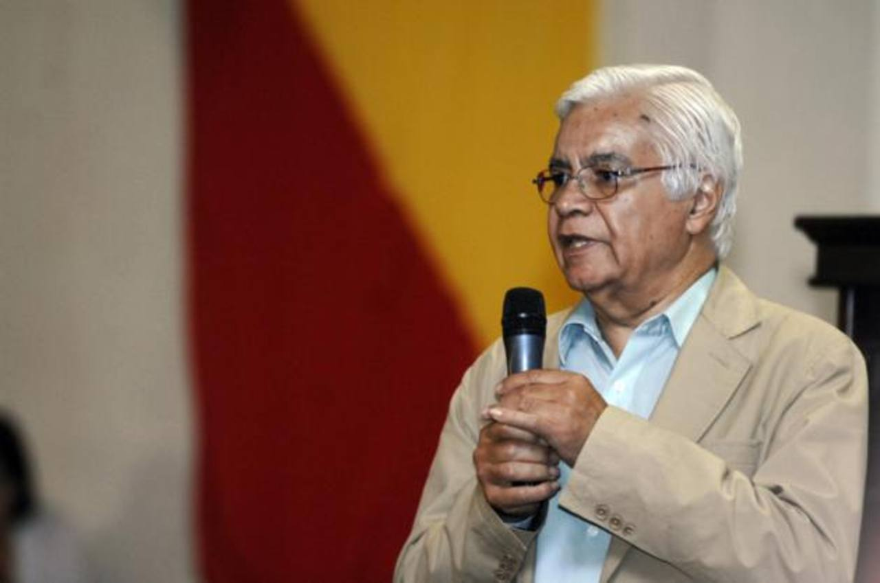 Federico Picado Gómez fungía como embajador de Costa Rica en Venezuela. foto tomada de La Nación