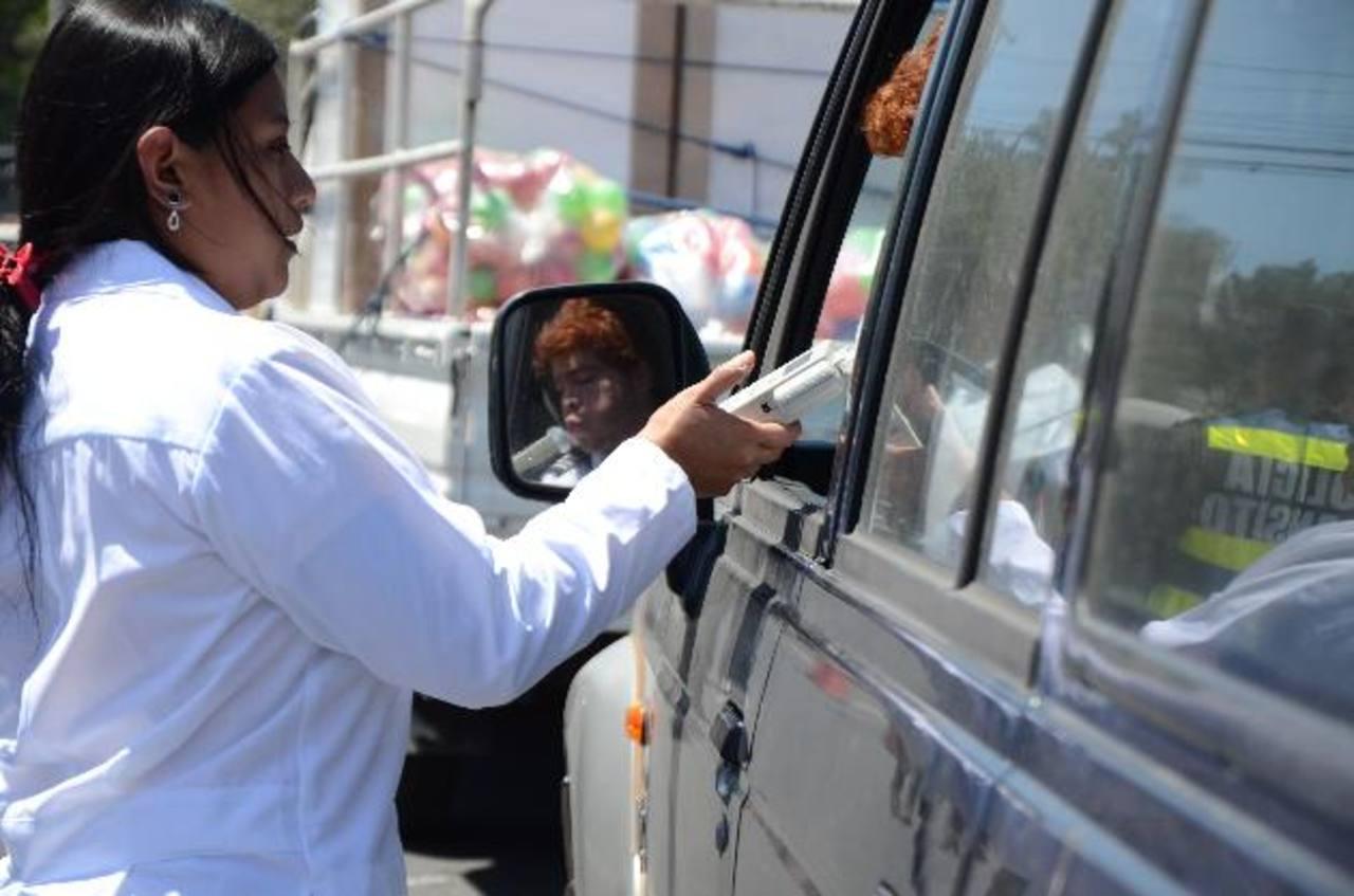 54 detenidos por conducción temeraria en Semana Santa