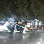 10 muertos y 14 heridos en accidente de tránsito en Colombia
