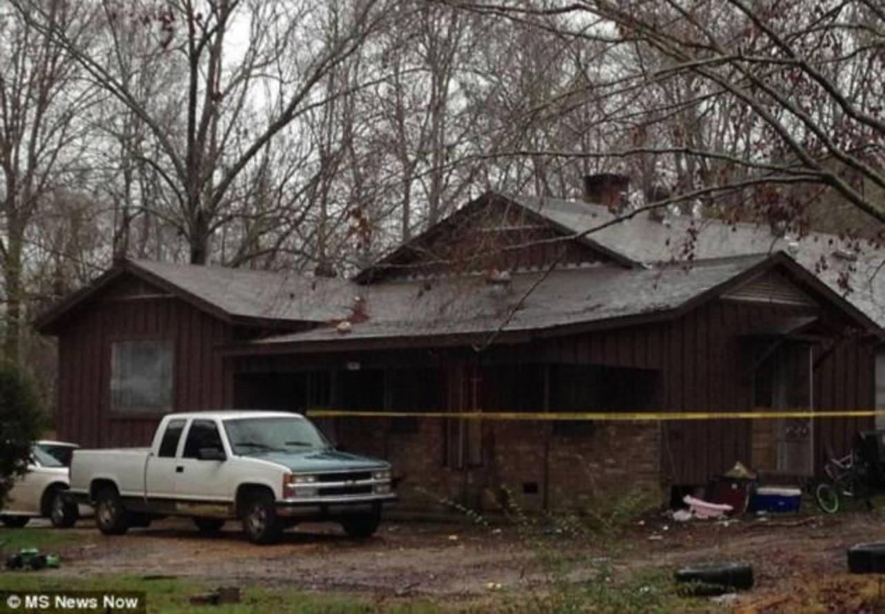 Hombre balea familia en Mississippi y mata al padre y una hija