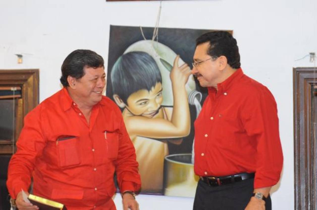 José Luis Merino y Medardo González entre las ternas de designados a la Presidencia