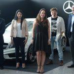 Llega la moda a El Salvador con Mercedes-Benz