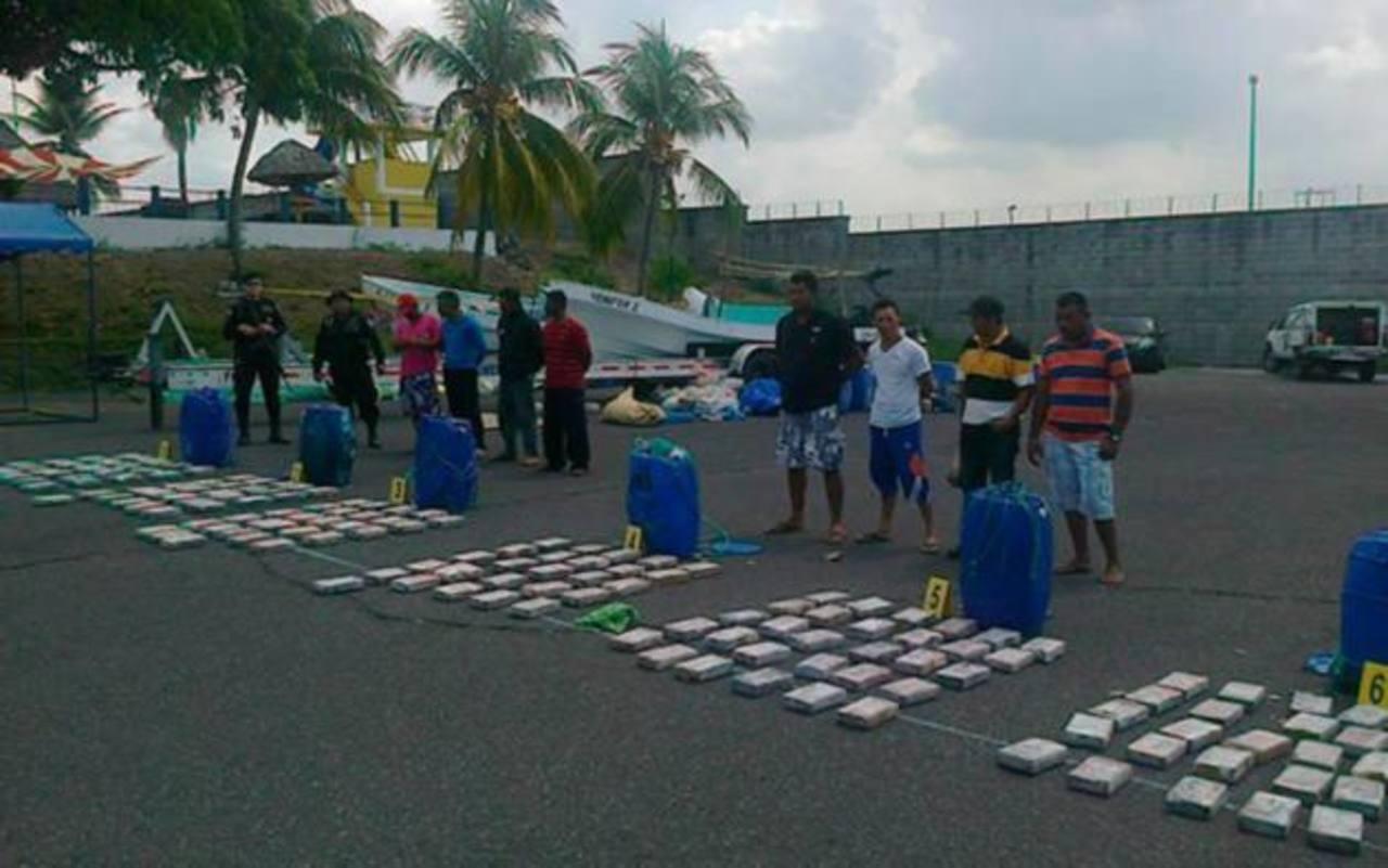 Capturan a salvadoreño con 170 kilos de cocaína en Guatemala