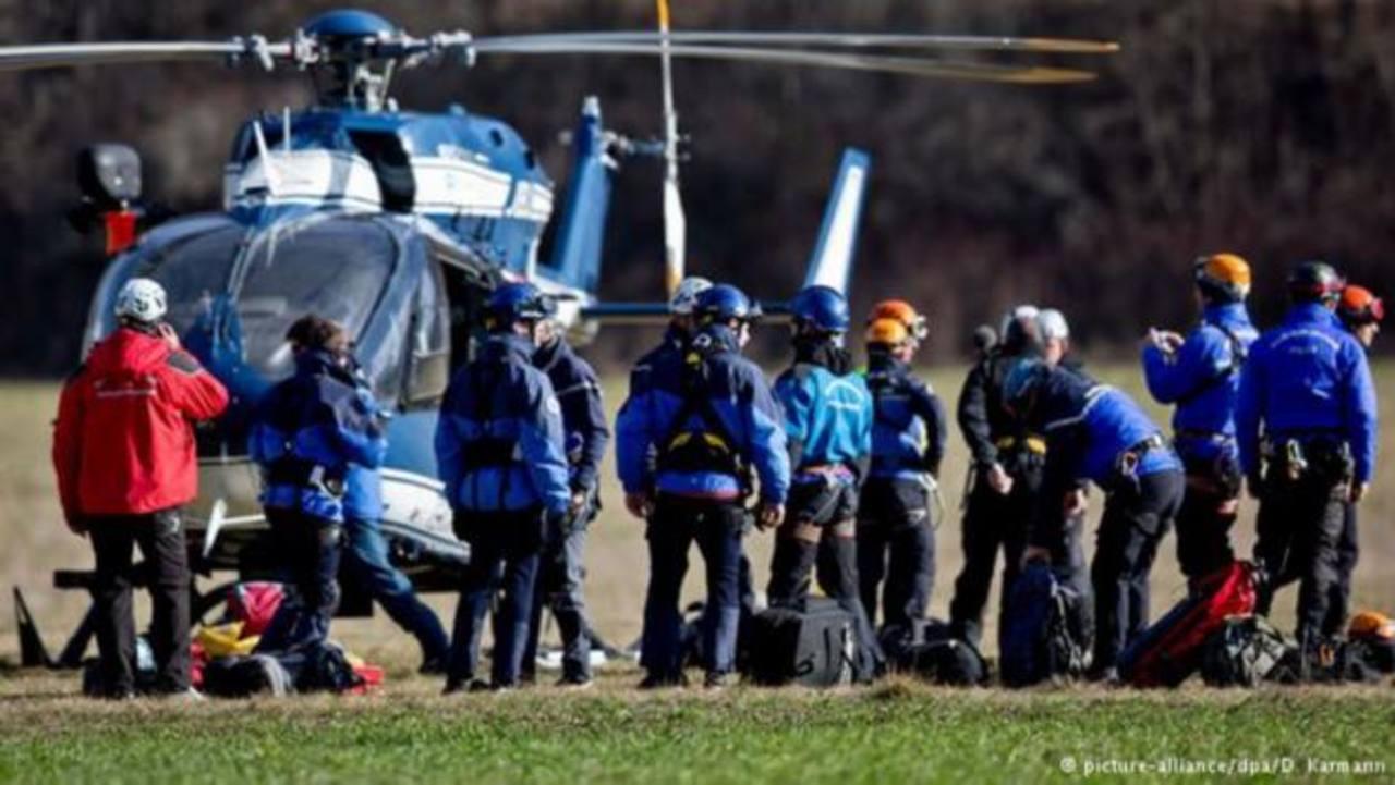 Investigan a mujer que se hizo pasar por prima de víctima en tragedia aérea de Germanwings