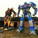 Fotos: ¿Optimus Prime eres tú?
