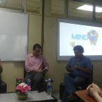 Emprendedores salvadoreños compartieron su experiencia en el ámbito de los negocios. Fotos EDH