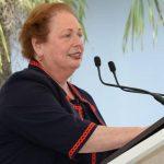 Embajadora de EE.UU. demandó a autoridades énfasis en lucha contra violencia