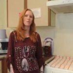 Mujer graba video para demostrar que un fantasma habita en su casa