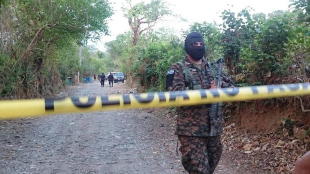 9 pandilleros muertos deja enfrentamiento con militares en La Paz
