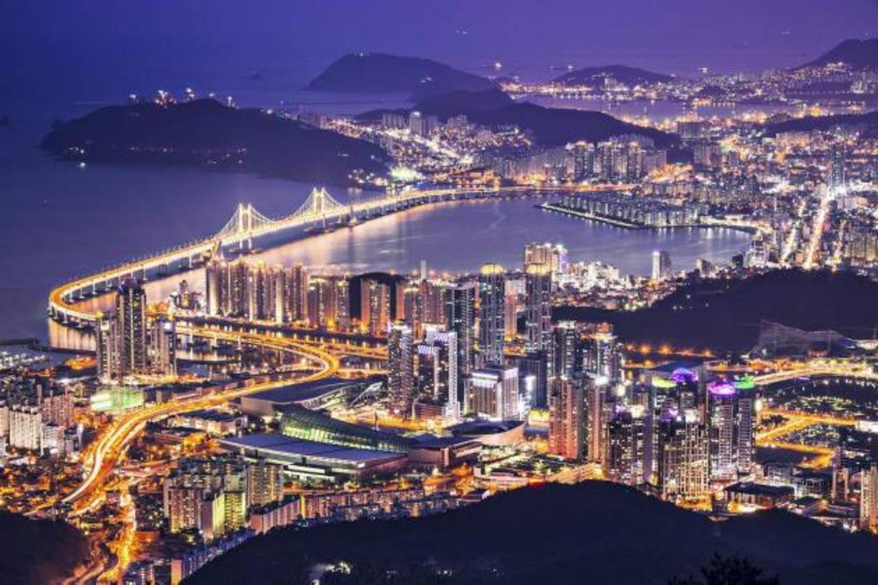 La ciudad surcoreana de Busán acogerá a la asamblea del BID a finales de marzo. Foto EDH