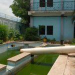 Las instalaciones donde funcionó la oficina de Asigolfo están abandonadas y lucen deterioradas. Foto EDH / Insy Mendoza