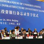 El banco de inversión chino reúne a potencias de los cinco continentes. Foto EDH /Archivo