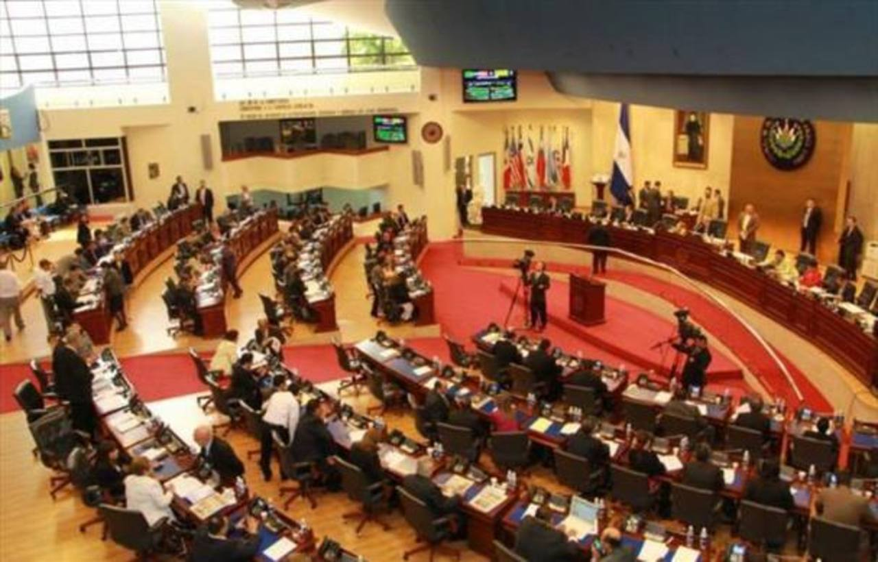 ARENA votará en secreto para jefe de fracción