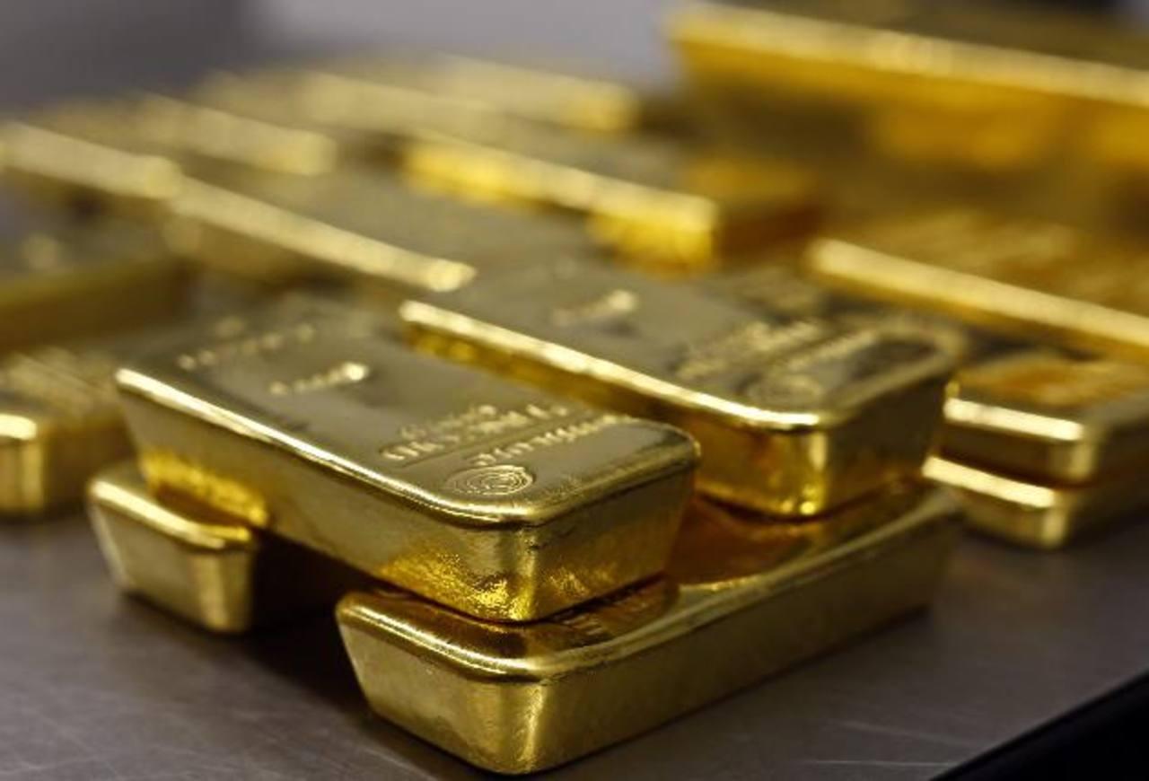 La venta del oro representó un ingreso de $206 millones que fueron invertidos en certificados de depósito. Foto EDH / archivo