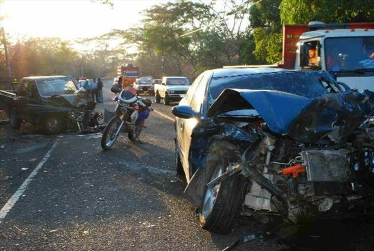 19 muertos en accidentes de tránsito en vacación