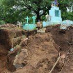 Cementerio de Nahuizalco. /