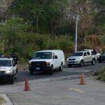 Autoridades policiales realizan el traslado de cabecillas de pandillas