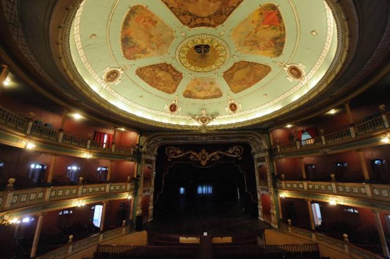 El Teatro de Santa Ana cumple 105 años. Foto/ ARCHIVO