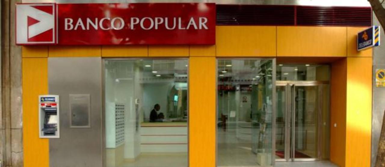 Banco Popular de España compró 45 filiales de Citigroup y el negocio de tarjetas de crédito en dicho país. foto edh /Archivo