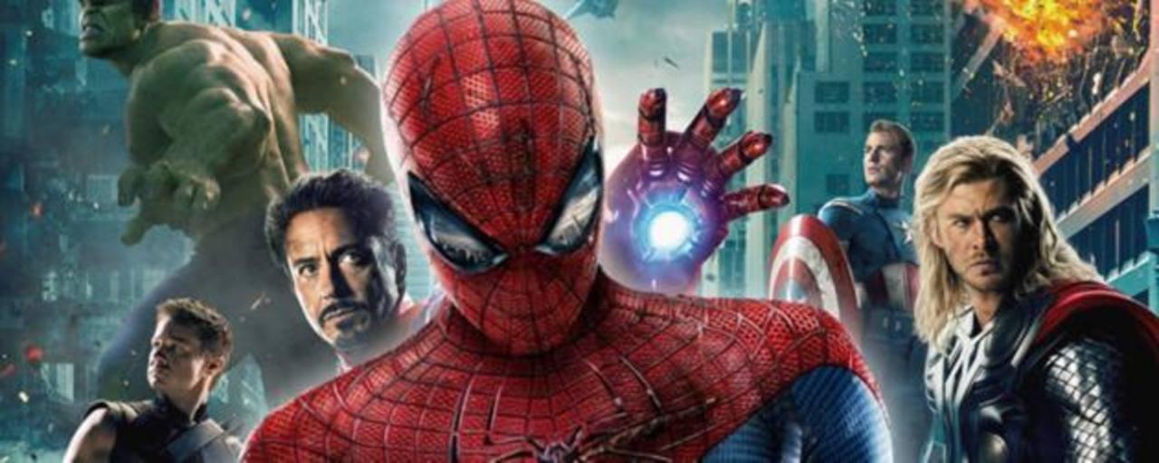 ¿Spiderman aparece en escena post créditos de The Avengers?