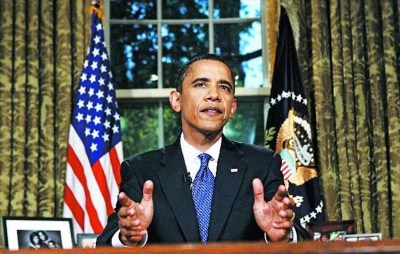 Obama ofrece a Iraq $200 millones en ayuda humanitaria