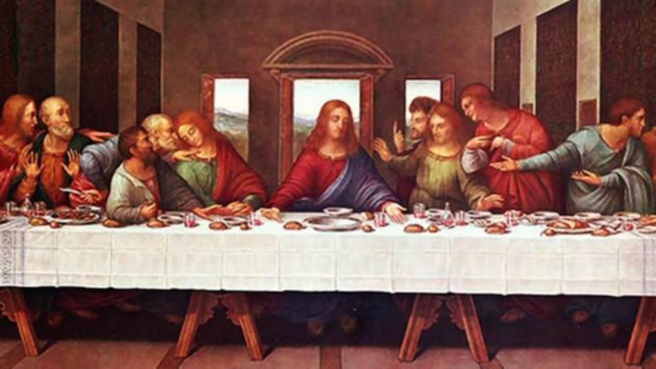 Arqueólogos revelan qué comió Jesús y apóstoles en Última Cena