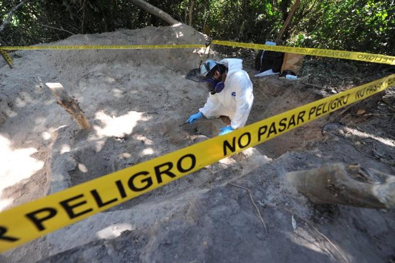 Maras taparon homicidios con desapariciones